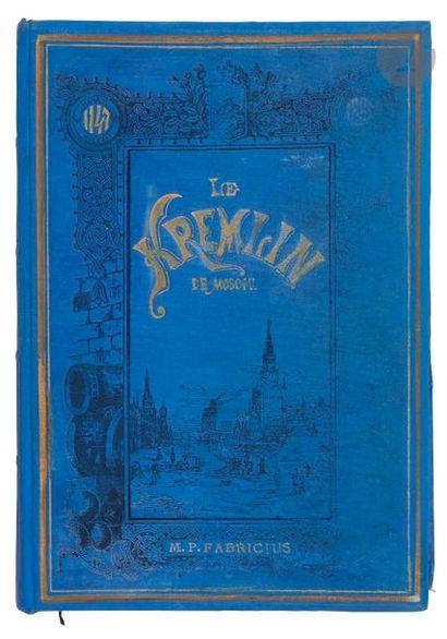 Mikhail Platonovitch FABRICIUS (1847-1915)...