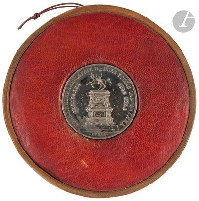Rouble commémoratif de l'inauguration en1859...