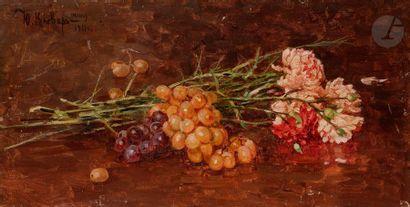 Yuly Yulevitch KLEVER (1882-1942) Nature...