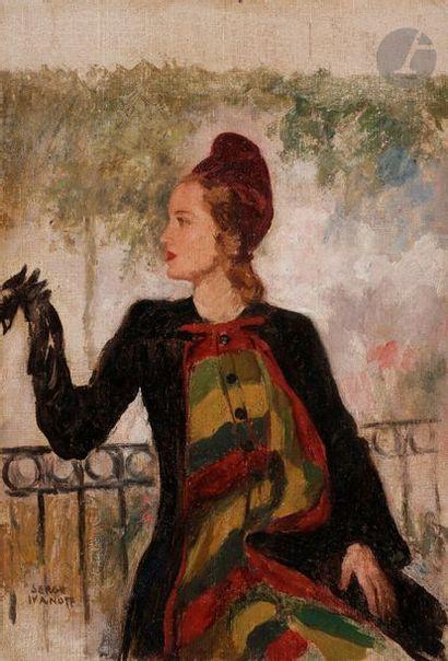 Serge (Sergueï Petrovitch) IVANOFF (1893-1983)...