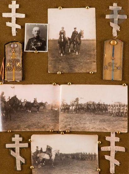 Armée occidentale des volontaires du général-major...