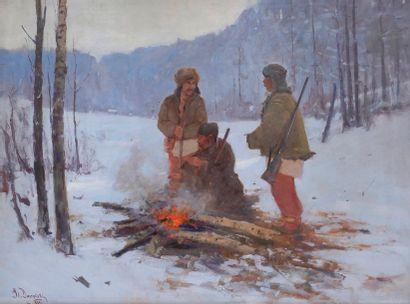 Stanisław Leopold Maksymilian DACZYŃSKI (1856-après...