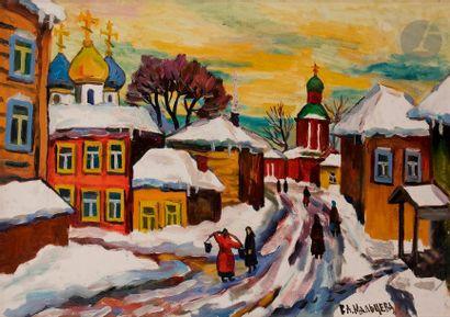 Galina Viktorovna MALTSEVA (née en 1953)...