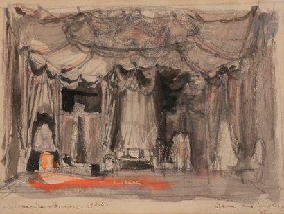 Alexandre Nikolaevitch BENOIS (1870-1960)...
