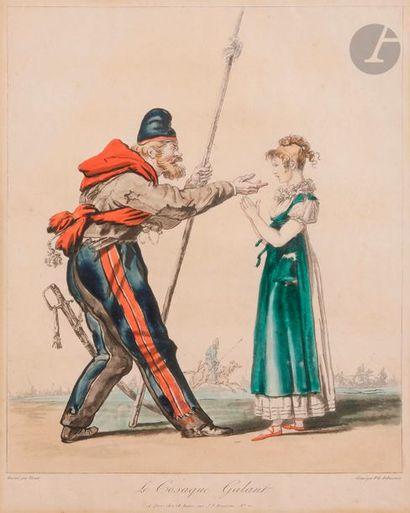 Carle VERNET (1758-1836) [dessiné par] Philibert-Louis...