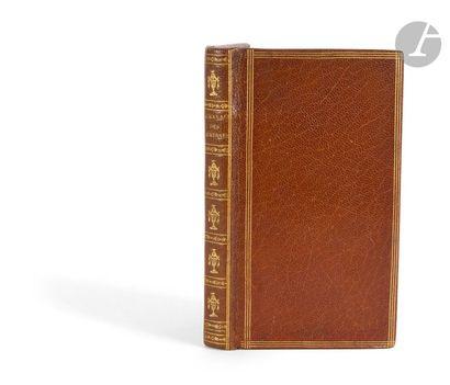 [ALMANACHS]. Almanach des adresses des demoiselles...
