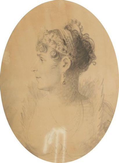 Attribué à Jean Baptiste ISABEY (Nancy 1767...