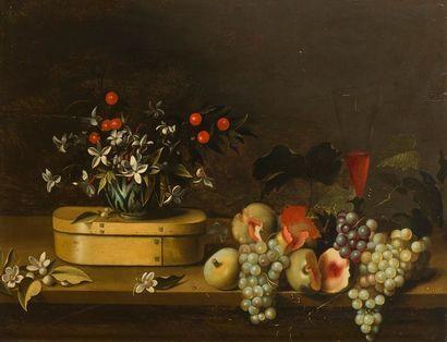 François HABERT (actif en France entre 1643...