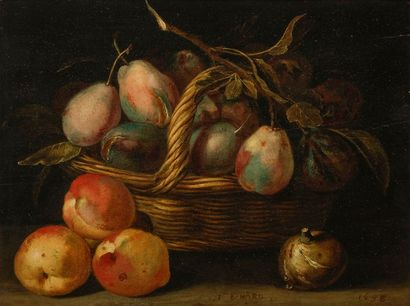 Jacques LINARD (Troyes 1597 - Paris 1645)...