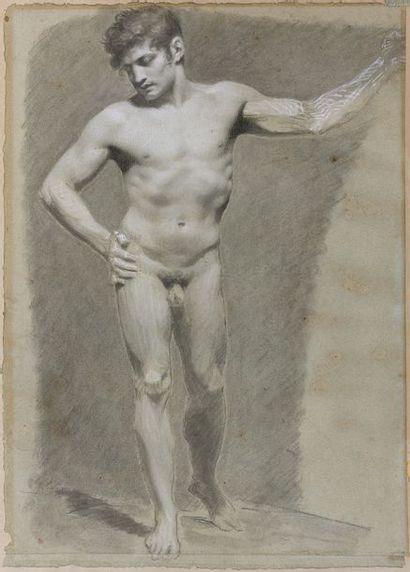 Pierre-Paul PRUD'HON (Cluny 1758 - 1823 Paris)...