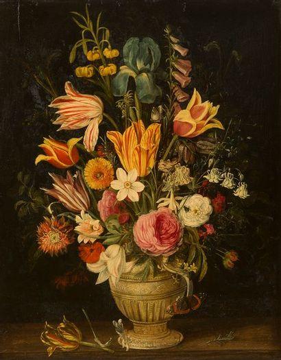 Nicolaes GILLIS (Anvers 1595- Haarlem après...