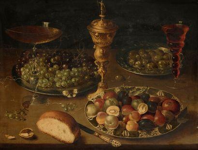Osias BEERT Le Vieux et son atelier (Anvers...