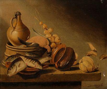 Harmen STEENWIJCK (Delft 1612 - après 1656)...
