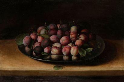 Louyse MOILLON (Paris 1610 - 1696) Nature...