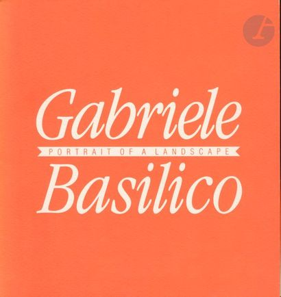 BASILICO, GABRIELE (1944-2013) 4 volumes. Milano, ritratti di fabbriche. Edigrapf,...