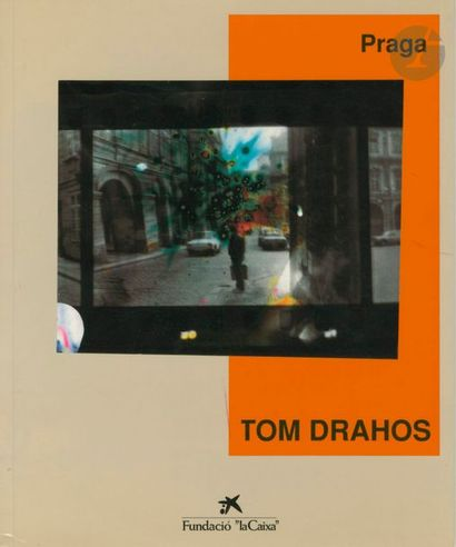 DRAHOS, TOM (1947) Praga. Fundacio LaCaixa, Barcelone, 1991. Marta Gili, commissaire...
