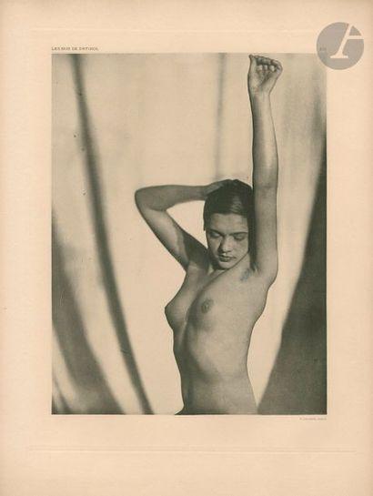 DRTIKOL, FRANTISEK (1883-1961) Les nus de Drtikol. Librairie des Arts Décoratifs,...