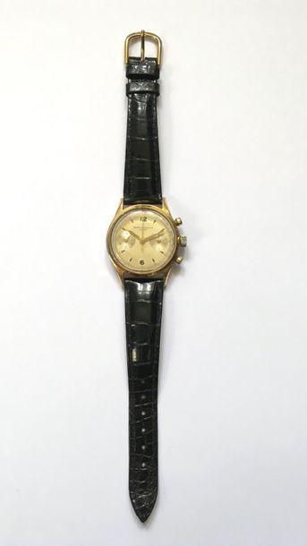 BAUME & MERCIER. Vers 1960. N°555609. Montre...
