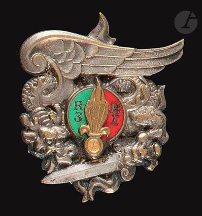 Insigne de la Compagnie Parachutiste du 3e...