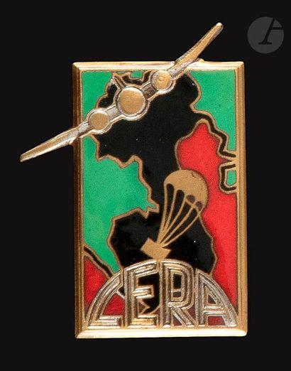 Insigne de la CERA (Arts et Insignes, non...