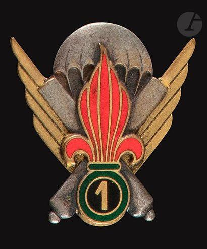 Insigne de la 1ère CEPML (Dom)
