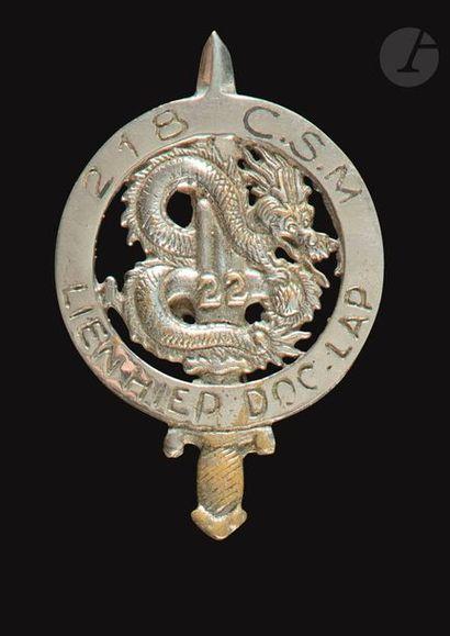 218e CLSM 22e BTA (artisanale d'Indochin...
