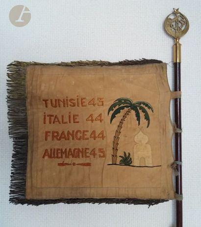 Fanion de la 9e Compagnie du 3e Régiment...