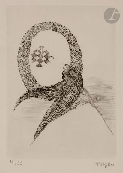 TOYEN (Marie GERMINOVA, dite) [tchèque] (1902...