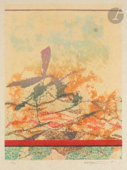 Roberto ALTMANN [cubain] (né en 1942) Composition,...