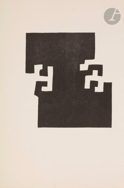 Eduardo CHILLIDA [espagnol] (1924-2002) Pl....