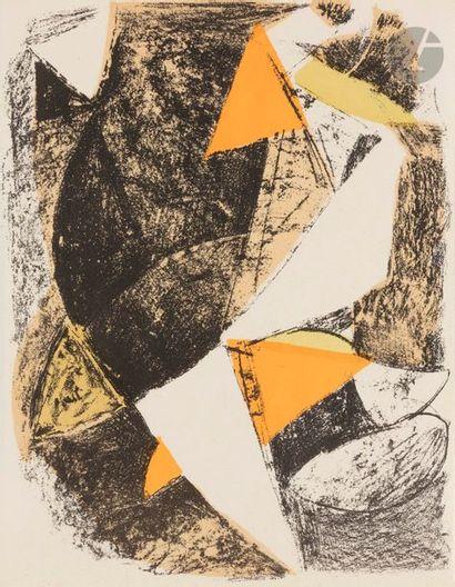 Marino MARINI [italien] (1901-1980) Cheval...