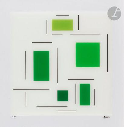 Geneviève CLAISSE (1935-2018) Composition...