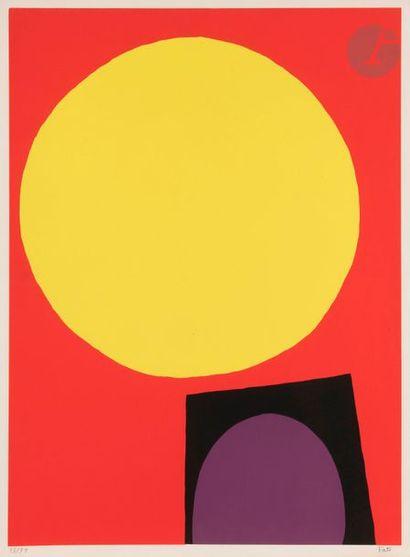 Luis FEITO [espagnol] (né en 1929) Composition...