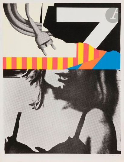 Peter KLASEN [allemand] (né en 1935) Composition...