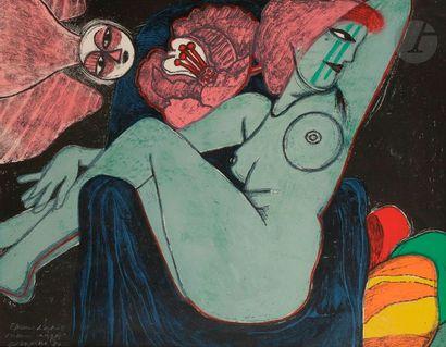 CORNEILLE (Guillaume van BEVERLOO, dit) (1922-2010)...
