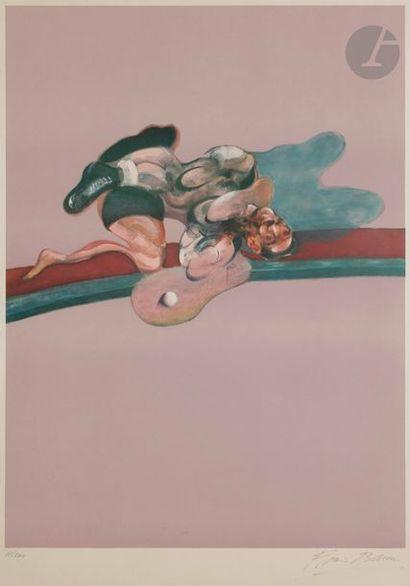 Francis BACON [anglais] (1909-1992) Triptych,...