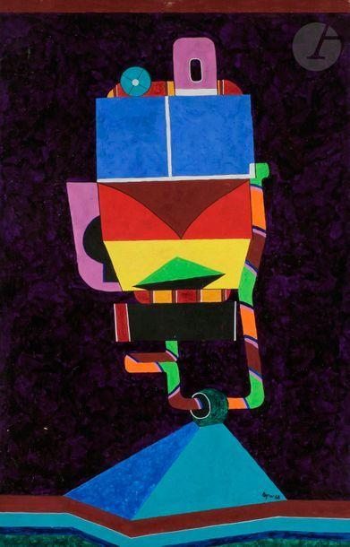 Juan Carlos AZNAR (1937-2003) Compositions,...