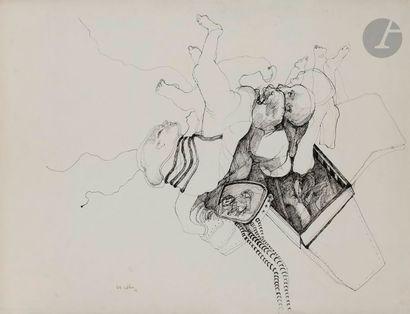Léa LUBLIN [franco-polonaise] (1929-1999)...