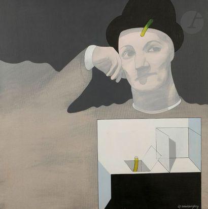 Rudolf MALIANGKAIJ (né en 1943) Composition,...