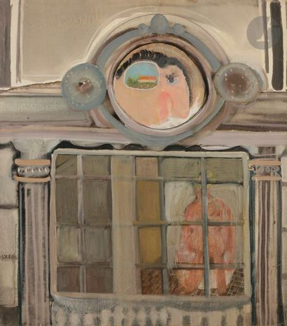 Gérard TISSERAND (1934-2010) Composition...