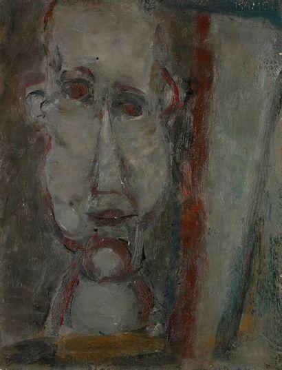 Paul RAMBIÉ (né en 1919) Antonio, 1964 Huile...