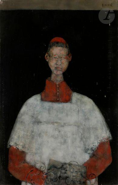 Paul RAMBIÉ (né en 1919) Enfant du chœur...