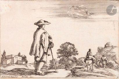 Stefano della Bella (1610-1664) Suite de...