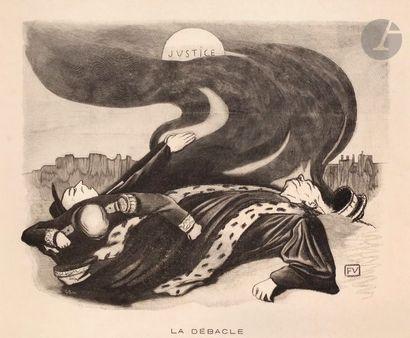 G. Berger (dates inconnues) La Débâcle. (Pl....