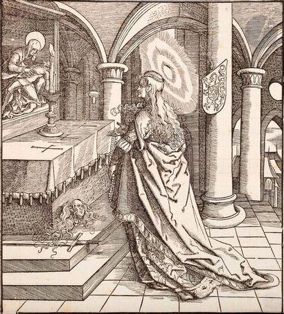 Hans Burgkmair (1473-1531) Le Triomphe de...