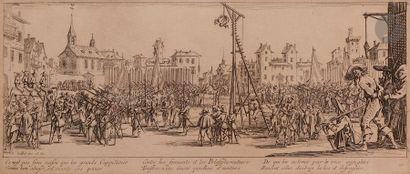 Jacques Callot (1592-1635) Les Misères et...