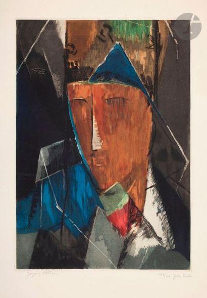 *Jean-Joseph Crotti (1878-1958) (d'après)...