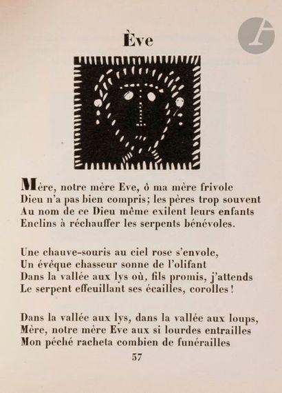 André Derain (1880-1954) Salmon (André)....