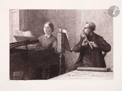 Henri Fantin-Latour (1836-1904) Un morceau...