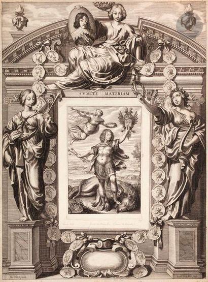 Grégoire Huret (1606-1670) Le Prince illustre...